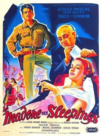 Poster of La madone des sleepings