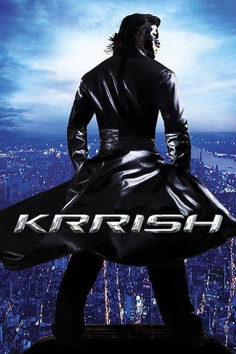 Poster of Krrish