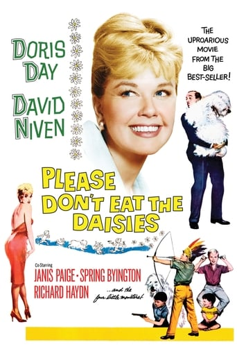 Poster of Please Don't Eat the Daisies