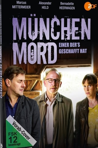Poster of München Mord - Einer der's geschafft hat