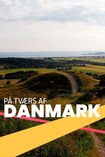 Poster of På tværs af Danmark