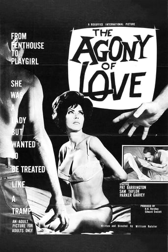 Poster of Agony of Love