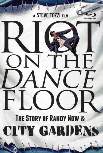 Poster of Riot on the Dance Floor