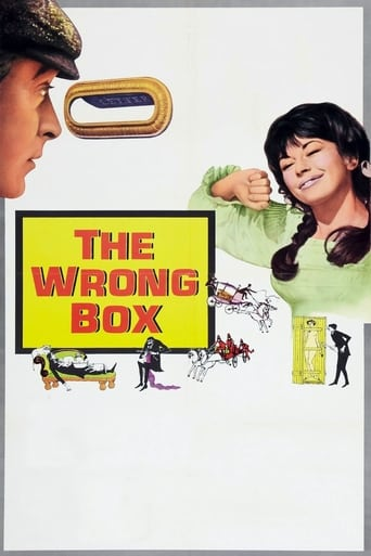 Poster of The Wrong Box