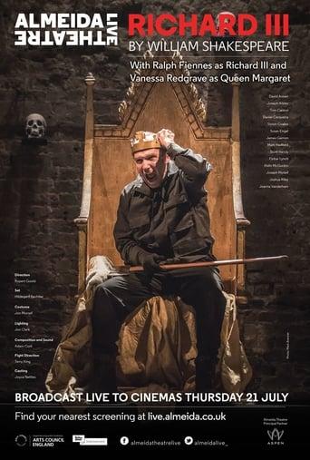 Almeida Theatre Live: Richard III poster