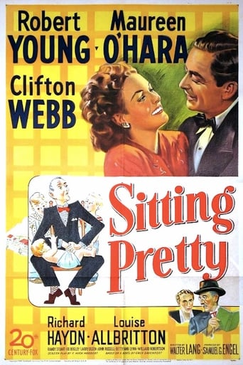 Poster of Sitting Pretty