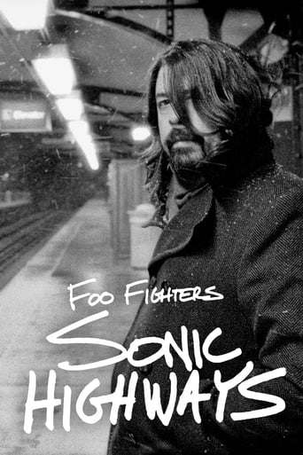 Poster of Foo Fighters Sonic Highways