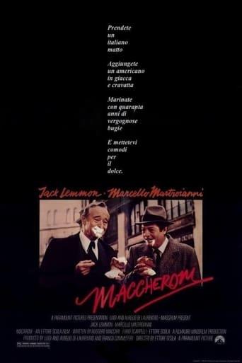 Poster of Macaroni