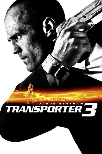 Poster of Transporter 3