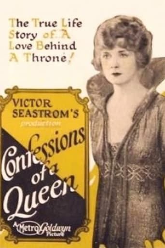 Poster of Confessions of a Queen