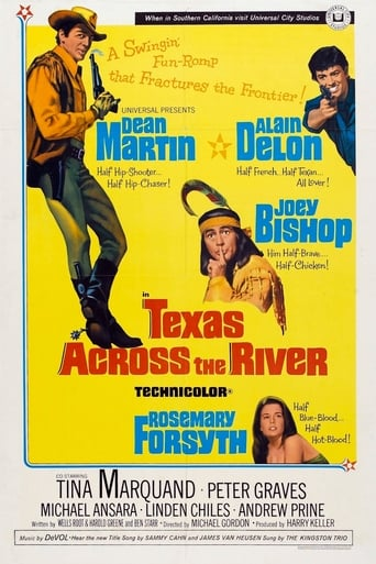 Poster of Texas Across the River