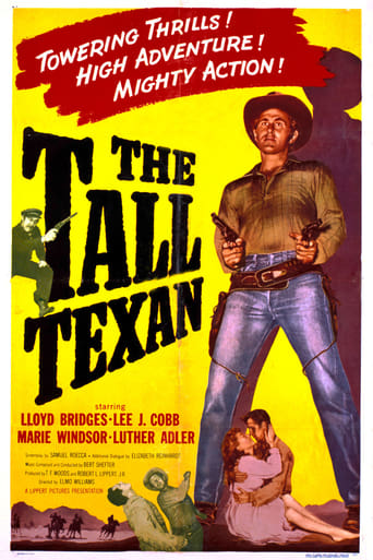Poster of The Tall Texan