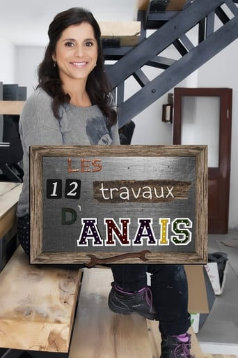 Poster of Les 12 travaux d'Anaïs