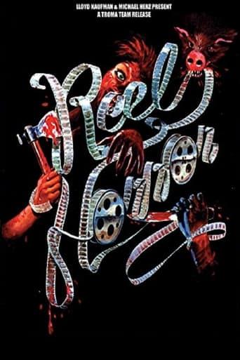 Poster of Reel Horror