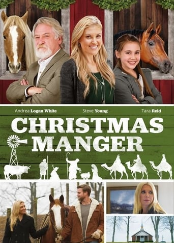 Poster of Christmas Manger