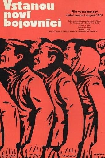Poster of Vstanou noví bojovníci