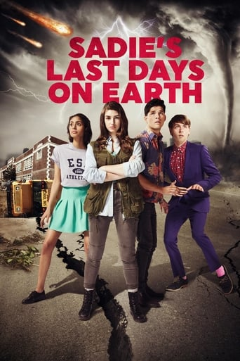 Poster of Sadie's Last Days on Earth