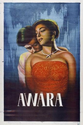 Poster of Awaara