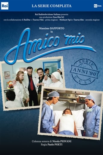 Poster of Amico mio