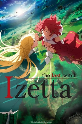 Poster of Izetta: The Last Witch