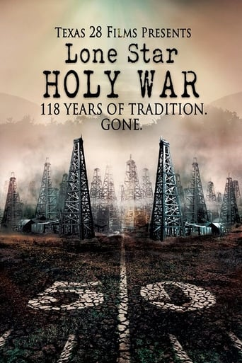 Poster of Lone Star Holy War