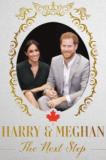 Harry and Meghan : The Next Step