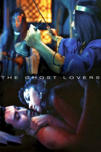 Poster of The Ghost Lovers