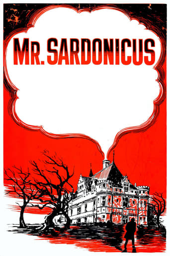 Poster of Mr. Sardonicus