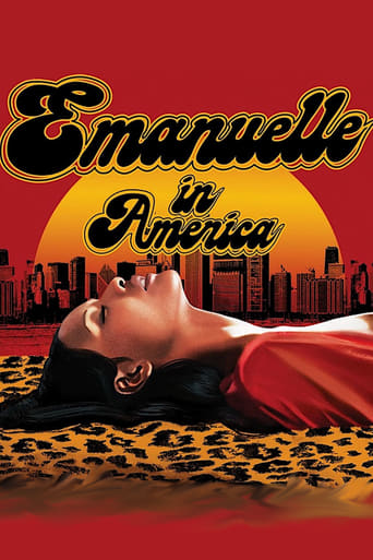 Poster of Emanuelle in America