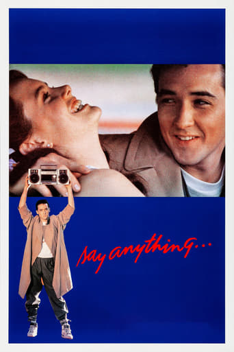 Poster of Say Anything...
