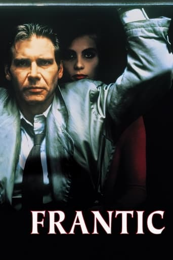 Poster of Frantic