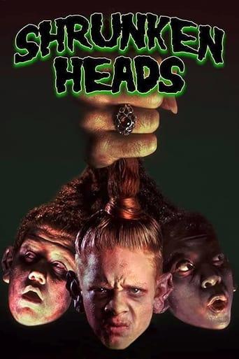 Poster of Shrunken Heads