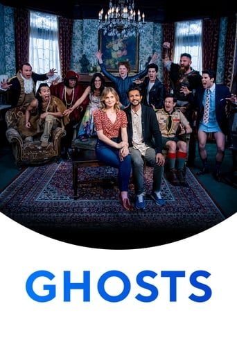Poster of Ghosts