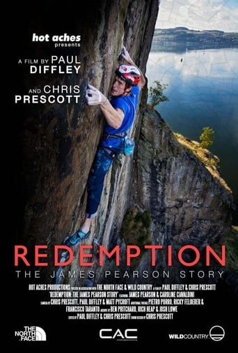 Poster of Redemption - The James Pearson Story