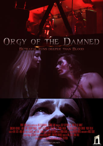 Poster of Orgy of the Damned