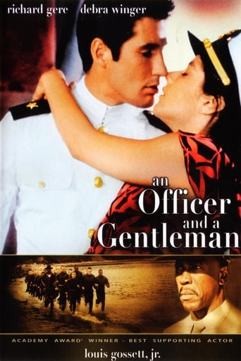 Poster of An Officer and a Gentleman
