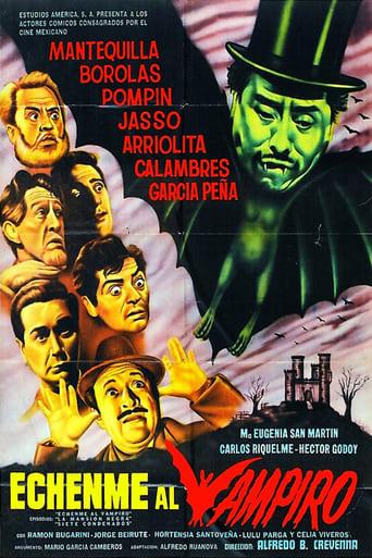 Poster of Échenme al vampiro