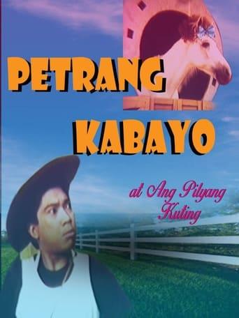 Poster of Petrang Kabayo at ang Pilyang Kuting