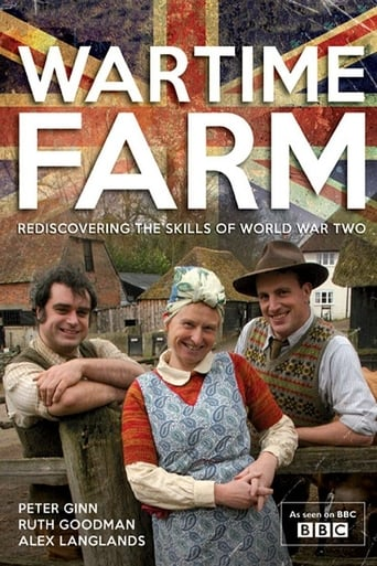 Poster of Wartime Farm