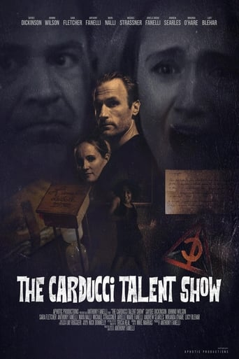 Poster of The Carducci Talent Show