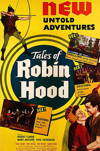Poster of Tales of Robin Hood