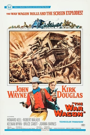 Poster of The War Wagon