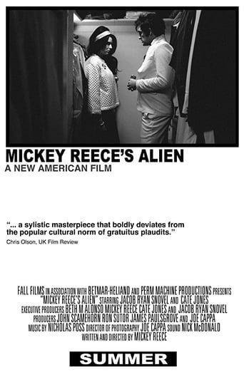 Poster of Mickey Reece's Alien