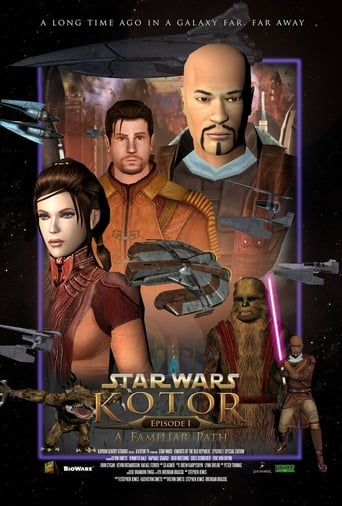 Star Wars Knights of the Old Republic: Episode 1: A Familiar Path - Special Edition poster