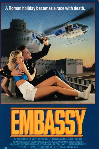 Poster of Embassy