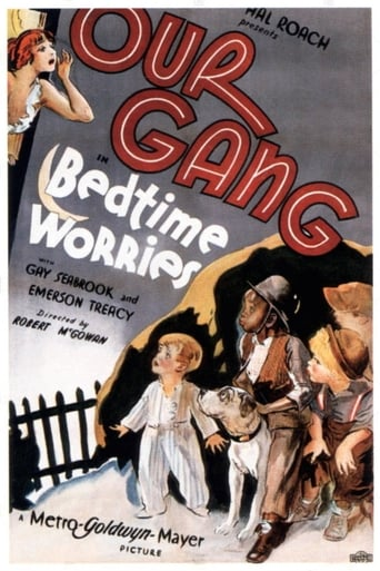 Poster of Bedtime Worries