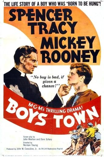 Boys Town poster
