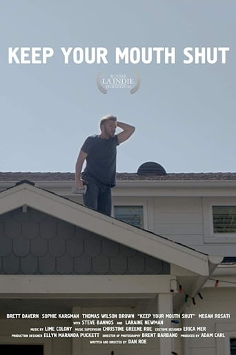 Poster of Keep Your Mouth Shut