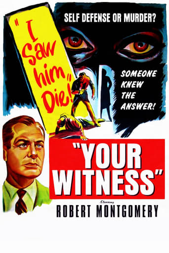 Poster of Your Witness