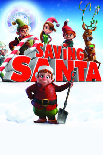 Poster of Saving Santa